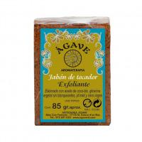 Jabón-de-tocador-Exfoliante-Cosmética-natural-Ágave