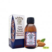 Almendras. Aceite para masaje, Cosmética natural, Ágave