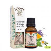 Dulces Sueños Mezcla aceites esenciales Cosmetica Agave