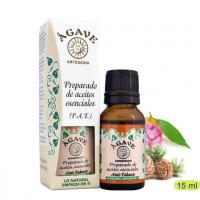 Anti tabaco Mezcla aceites esenciales Cosmetica Agave