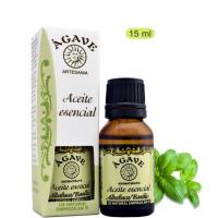 Albahaca/Basilic. Aceite esencial Cosmética natural, Ágave