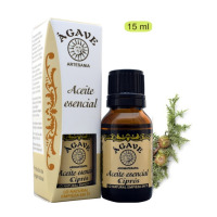 Ciprés. Aceite esencial Cosmética natural, Ágave