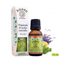 Antiestres Mezcla de aceites esenciales Cosmetica Agave