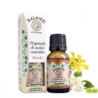 Piel Normal o Mixta Mezcla aceites esenciales Cosmetica Agave