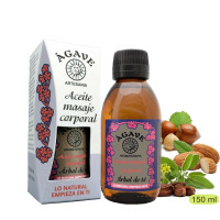 Aceite de Árbol de té (desinfectante)